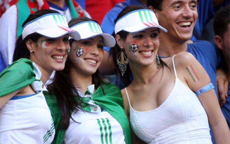 ragazze italiane a roma