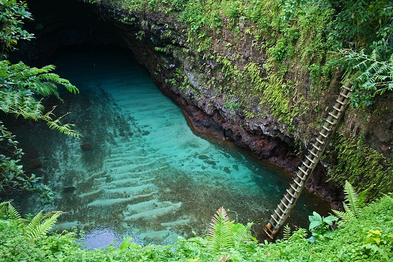 To Sua (Upolu Island, Samoa)
