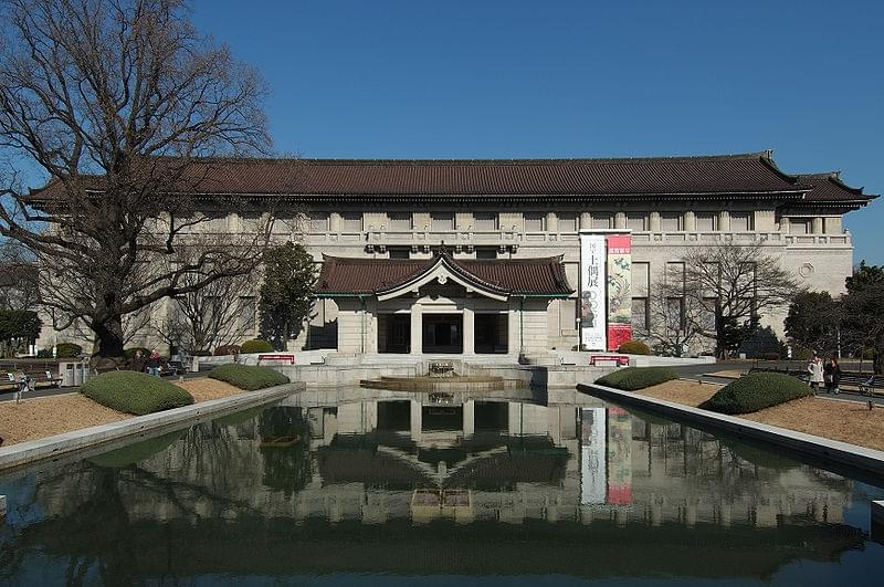 tokyo national museum 1