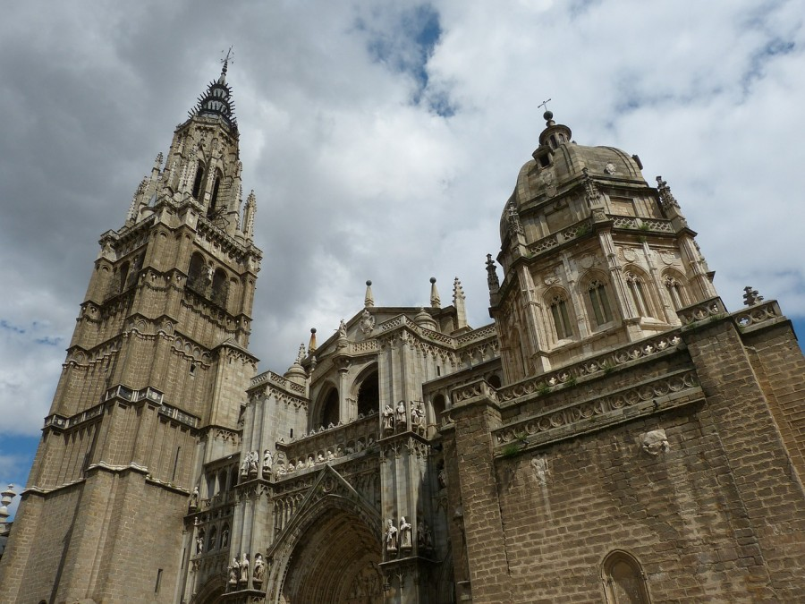 cattedrale primada toledo