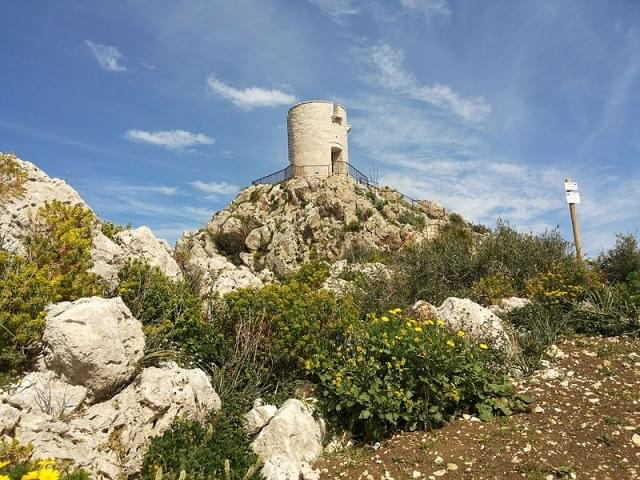torre bennistra scopello