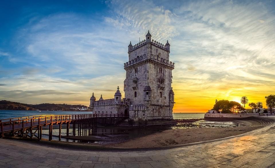 torre di belem lisbona portogallo