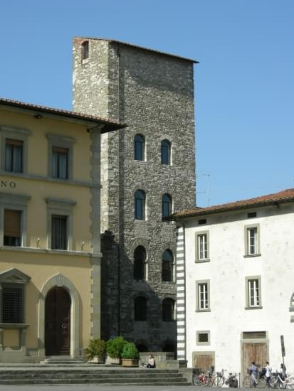 torre di catilina pistoia