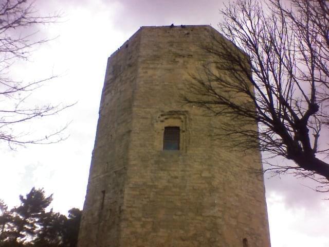 torre di federico ii enna