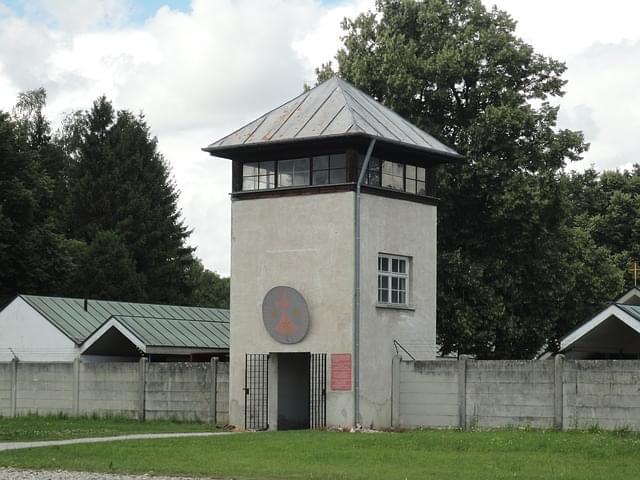 torre di guardia dachau 1