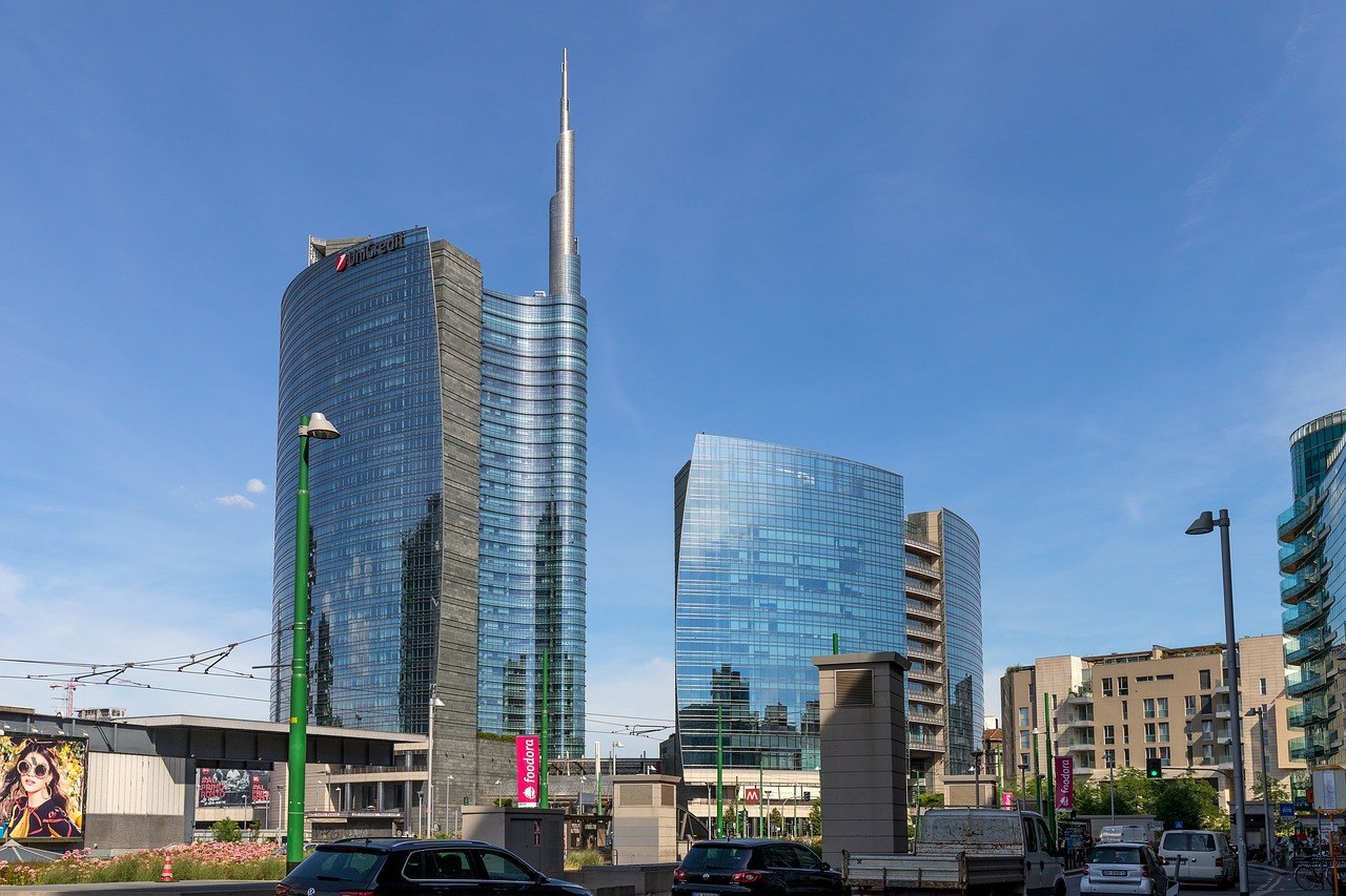 Torre Unicredit di Milano