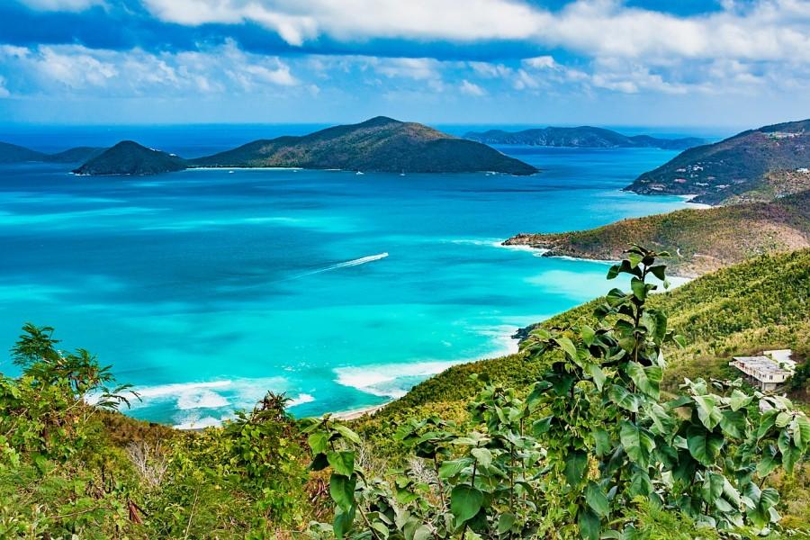 St. John isole vergini