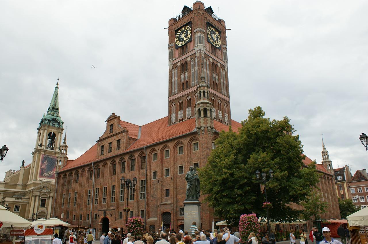 15 torre torun polonia