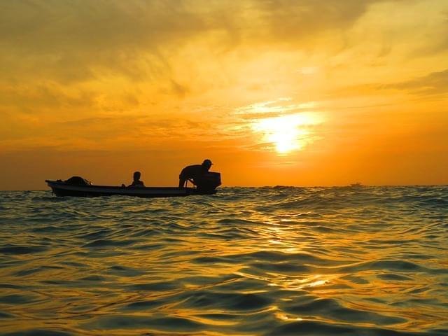 tramonto a cartagena