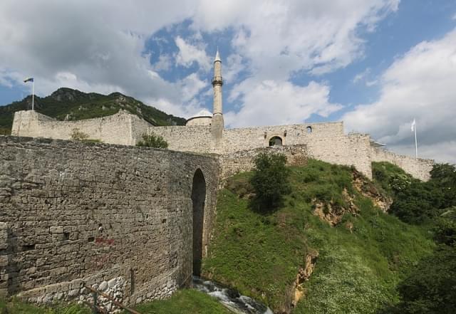 travnik fort