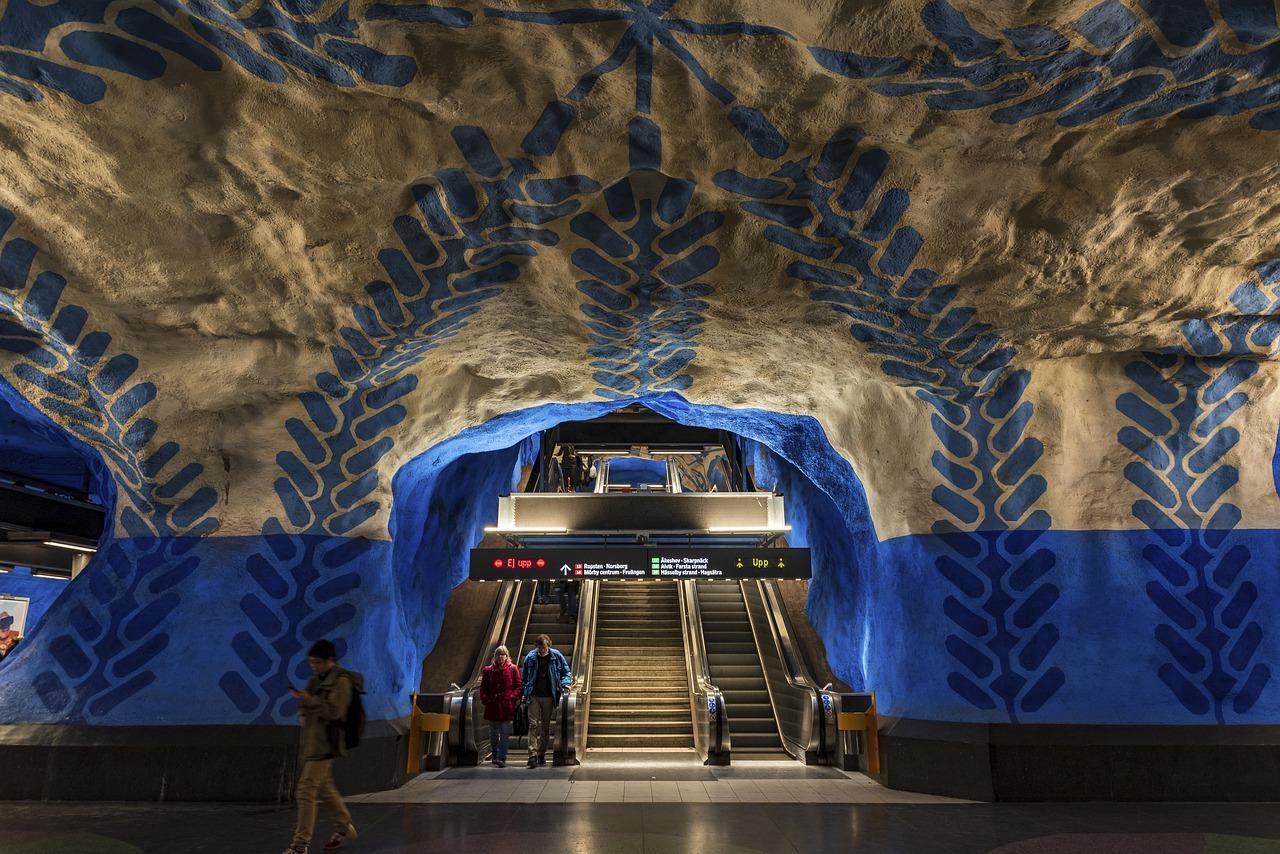 T-Centralen, Stoccolma, Svezia