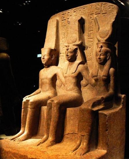 statue egizie museo torino