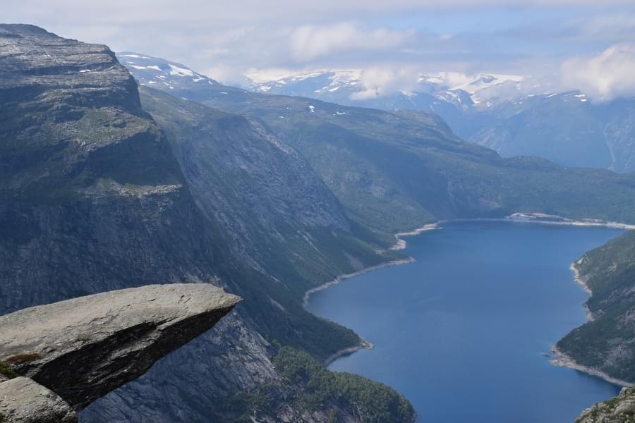 Quarto posto trolltungaa norvegia