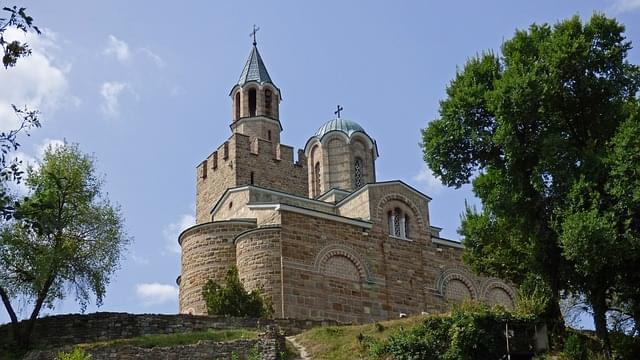 tsarevets veliko tarnovo bulgaria