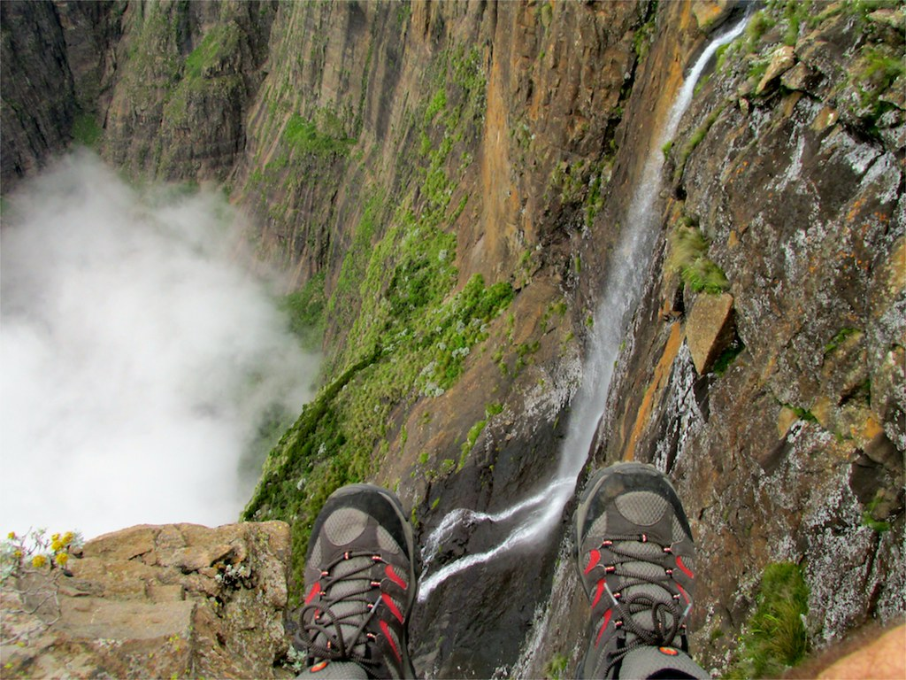 Tugela, 948 metri