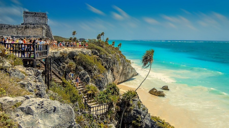 Mayan Beach, Tulum - Messico