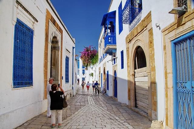 tunisia africa viaggio tunisi