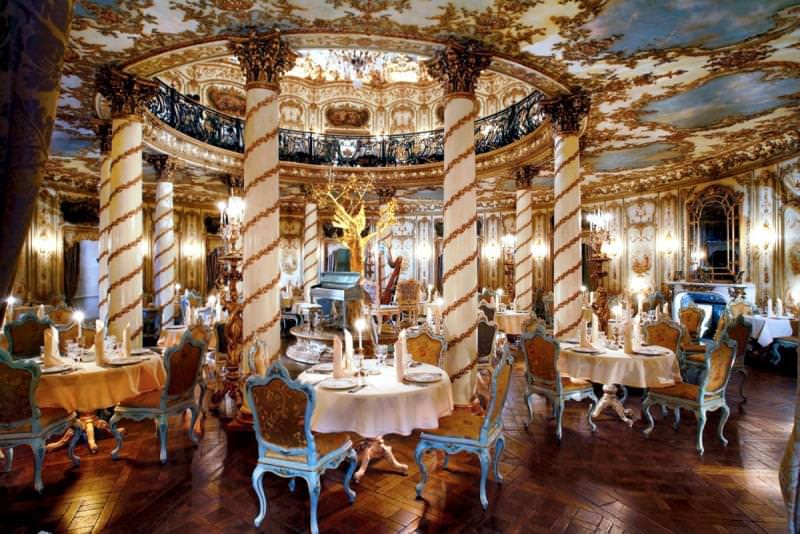 I 20 ristoranti pi belli e spettacolari del mondo - Interni bellissimi ...