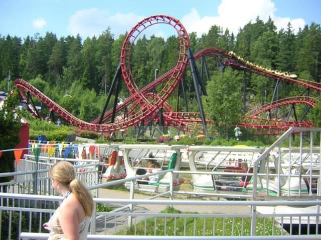 tusenfryd amusement park 1