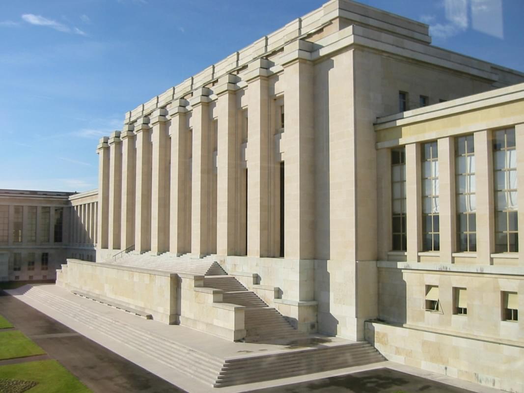 ufficio nazioni unite Ginevra