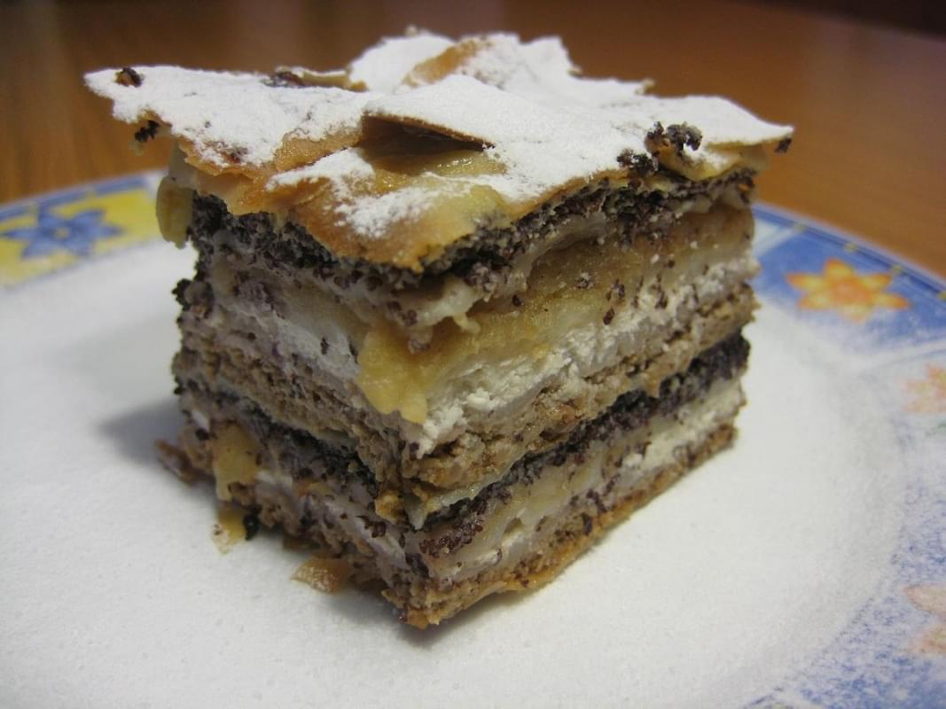 un dolce dal sapore deciso, la prekmurska gibanica