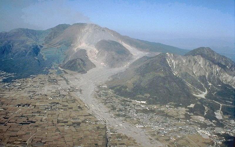 Unzen, il vulcano più letale del Giappone