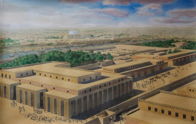 Uruk Mesopotamia