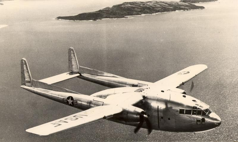 Aereo C-119 dell'Air Force