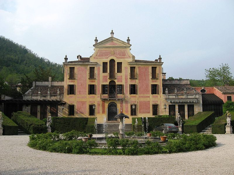 Giardino di Villa Valsanzibio