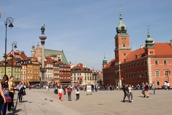 Varsavia, che cosa vedere nella Capitale della Polonia
