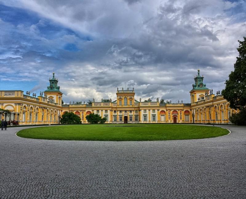 varsavia polonia architettura