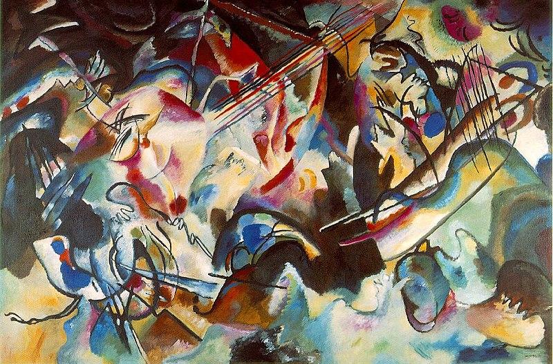 Composizione VI, Kandinskij