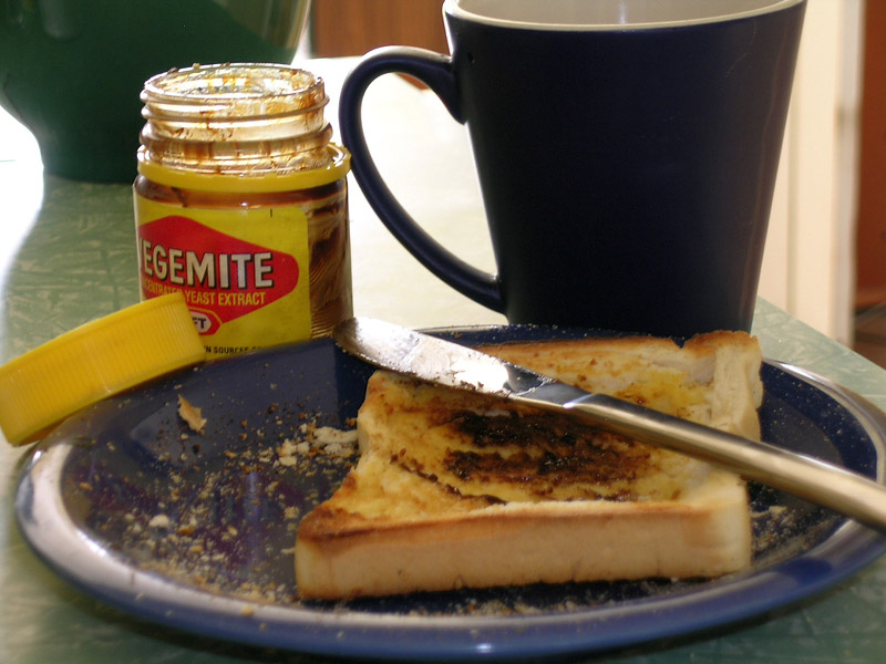 14 vegemite colazione australia
