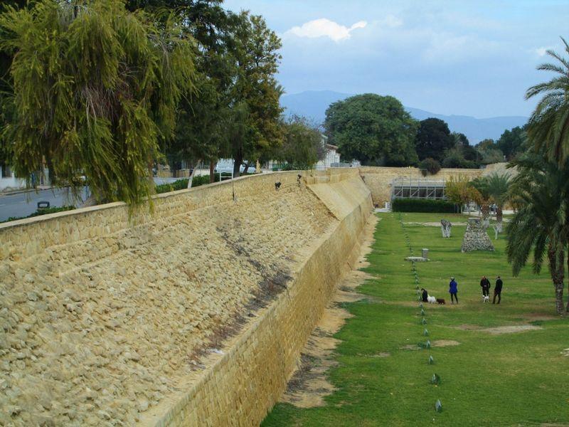 mura veneziane nicosia cipro