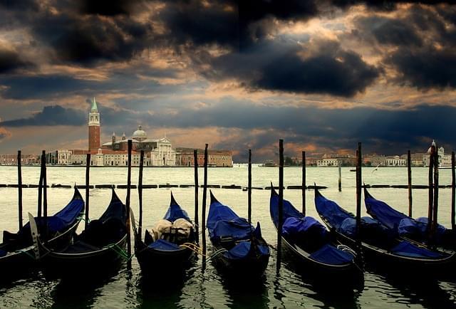 venezia vista su canal grande