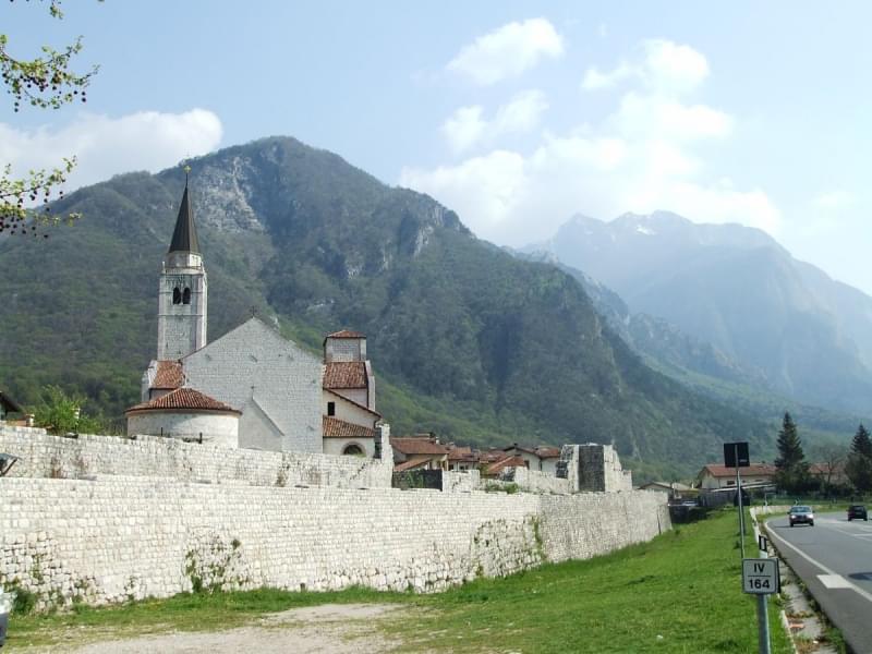 Venzone, Provincia di Udine