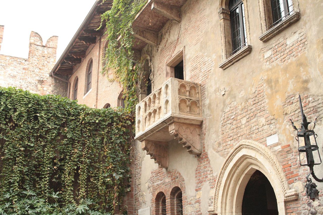Verona città romantica