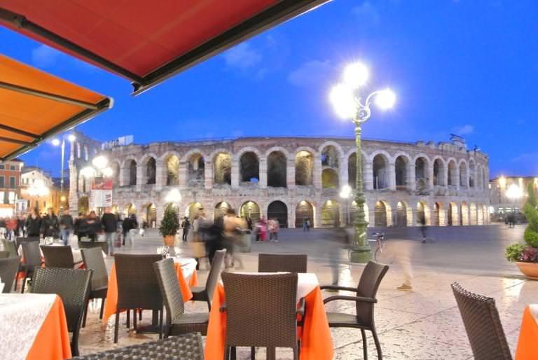Verona e le sue colline