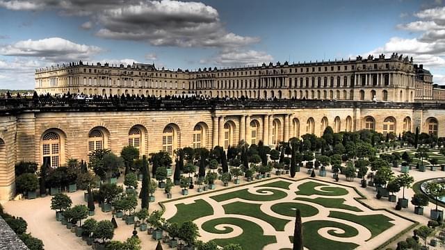 versailles castello parigi