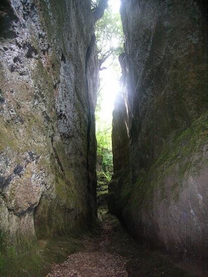 via cava necropoli sovana 1