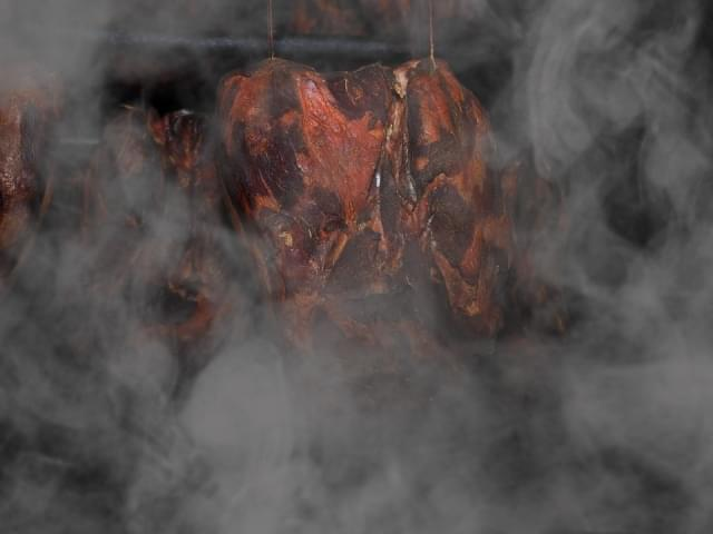 viande fumee monteral carne