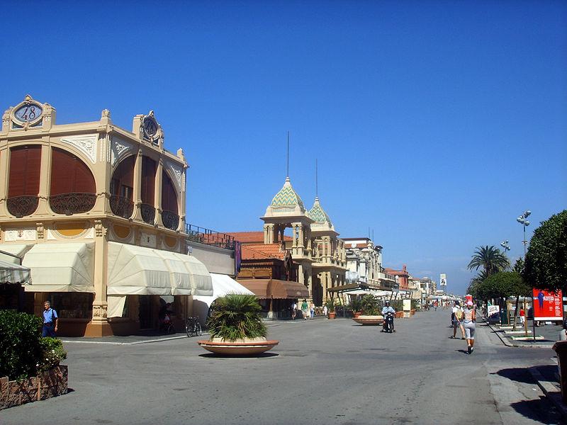 Viareggio, Toscana