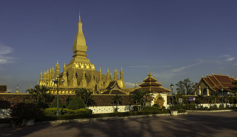 Pha That Luang, Repubblica del Laos
