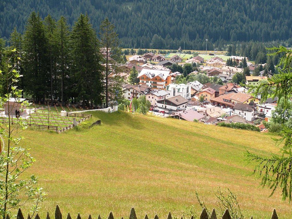 Vigo di Fassa, Provincia di Trento