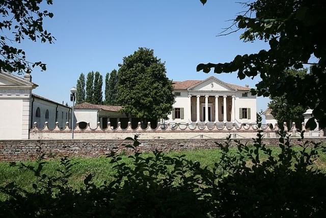 villa badoer fratta polesine veneto