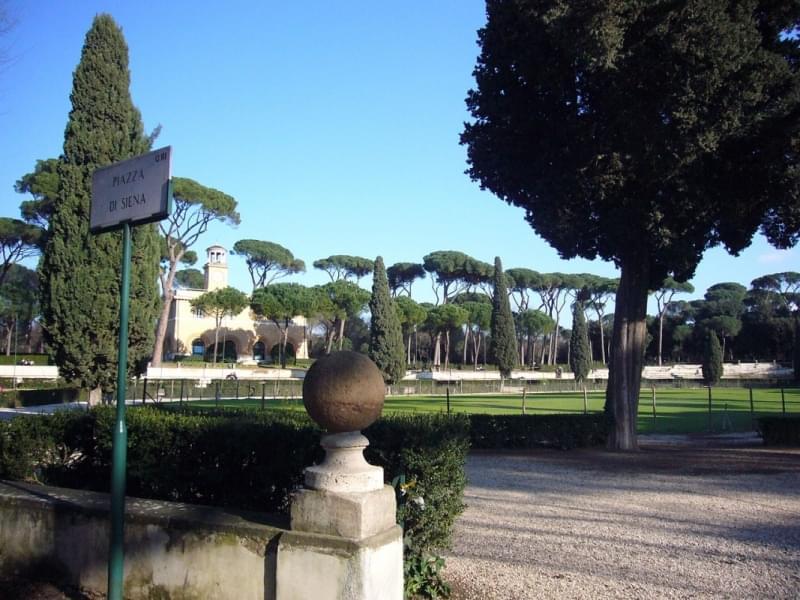 villa borghese 25 aprile