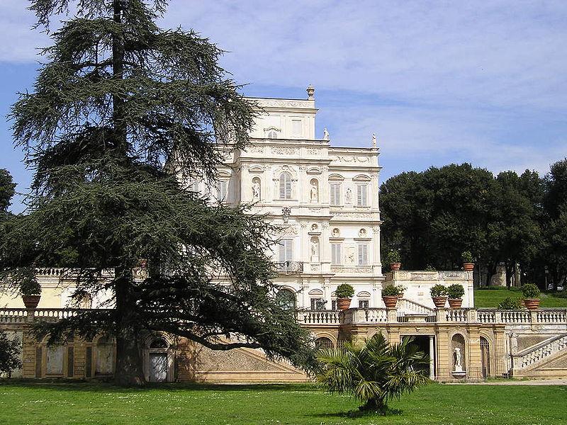 Villa Doria Pamphilj, Roma (Italia)