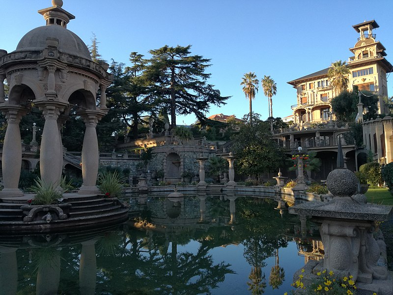 Villa Grock, Imperia