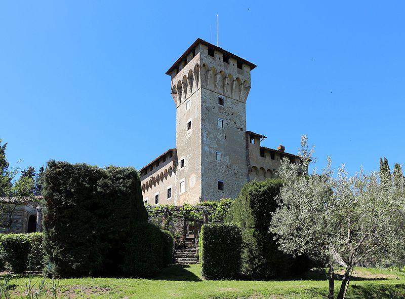 Villa del Trebbio