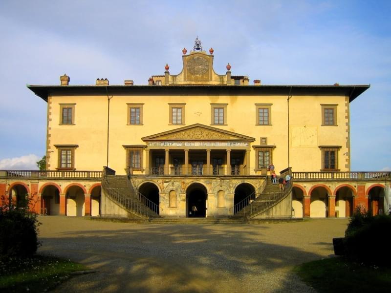 Villa di Poggio Caiano